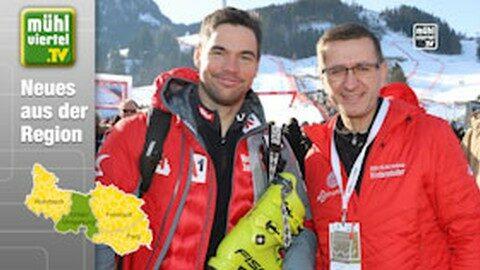 Vincent Kriechmayr – sensationelle Leistung bei der Abfahrt in Kitzbühel
