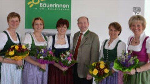 Brunner mit 100% zur Landesbäuerin wiedergewählt
