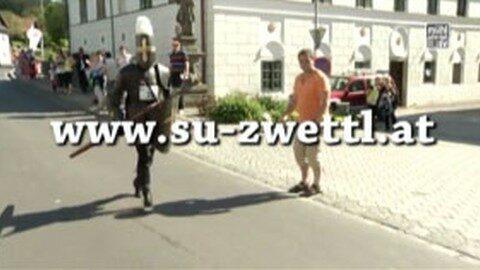 Ankündigung Raml Gastro 7 Brückenlauf in Zwettl an der Rodl