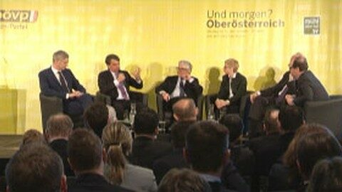 ÖVP – Und morgen? Oberösterreichs Weg an die Spitze
