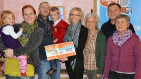 Familie aus Katsdorf gewinnt Urlaub in Kärnten