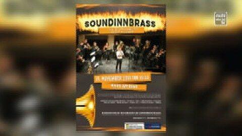 Ankündigung SoundInnBrass im Haus am Ring in Bad Leonfelden