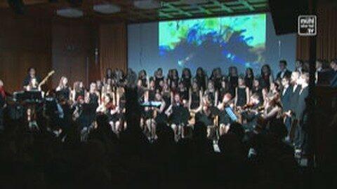 """EigenARTig"" Konzert des BORG Bad Leonfelden"