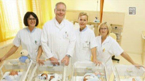 Geburtenbilanz 2015 im LKH Freistadt und Rohrbach