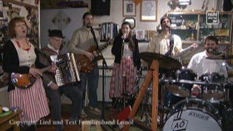 Lied der Band Leinöl für Mühlviertel TV