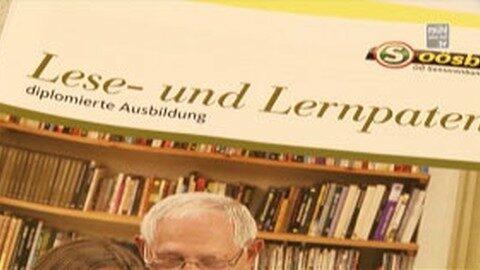 Ausbildung zum Lese- u. Lernpaten des OÖ Seniorenbund