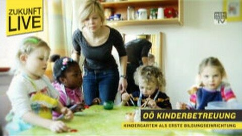 Spot Kinderbetreuung in OÖ