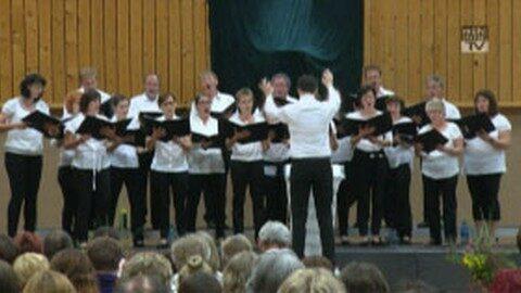 Chorkonzert im Karlingerhaus Königswiesen
