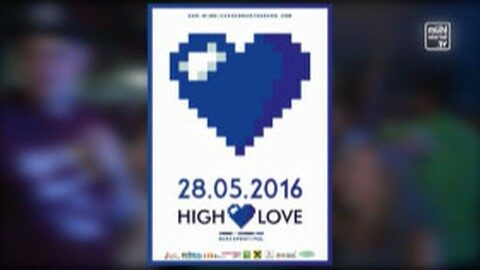 Ankündigung High-Love-Event in Schwarzenberg