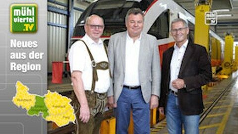 Tag der Offenen Tür in der ÖBB-Werkstätte Rottenegg