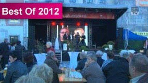 Eröffnung Hauptplatz Freistadt