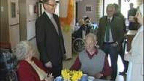 Zu Besuch im Seniorenheim St. Teresa u. im Familienbundzentrum Gramastetten
