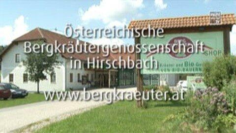 Angebot Bergkräutergenossenschaft Hirschbach