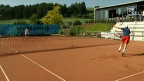 Neueröffnung Tennisanlage in Pregarten