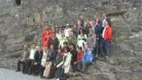 Klassentreffen in Irland 2009