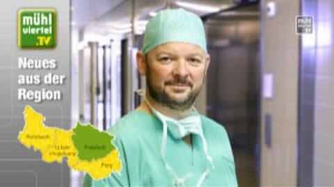 LKH Freistadt: OA Dr. Michael Wacha neuer Leiter Abteilung Chirurgie