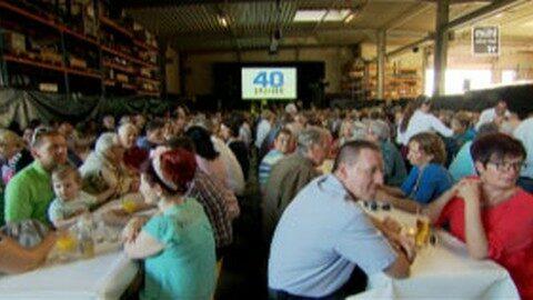 40 Jahre Firma Forstenlechner in Perg