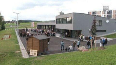 Eröffnung Feuerwehrhaus in Hagenberg