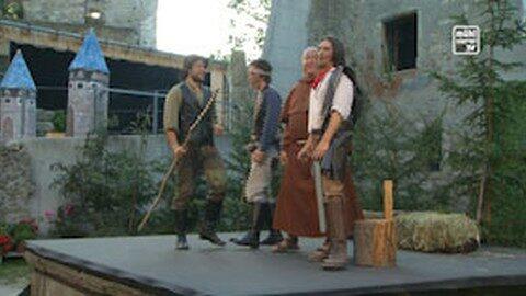 """Burgfestspiele Reichenau 2019 – Kinderstück """"Robin Hood und Marian"""""""