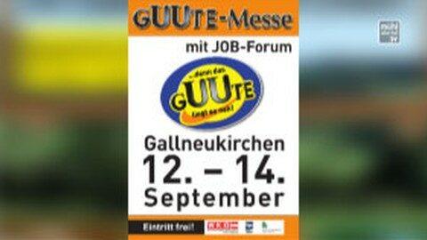 Ankündigung GUUTE Messe 2014
