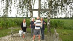"""Geschichtsträchtige Kleindenkmäler """"Rote Kreuze"""" im Mühlviertel"""