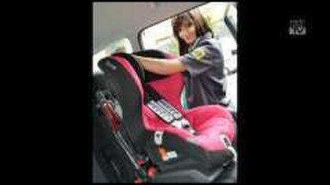 """""""Lebensretter Kindersitz"""" – Jedes fünfte Kind in OÖ verunglückt im Auto"""
