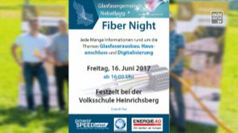 Ankündigung: Fiber Night in Nebelberg