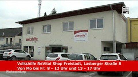 Volkshilfe Shops im Mühlviertel