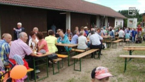 Mohnblütensonntag in Neumarkt i. Mkr.
