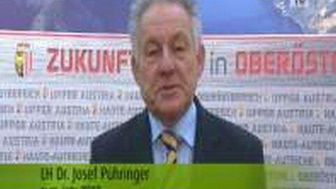 Neujahrsbotschaft von Landeshauptmann Dr. Josef Pühringer