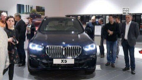 40 Jahre BMW Kneidinger in Haslach