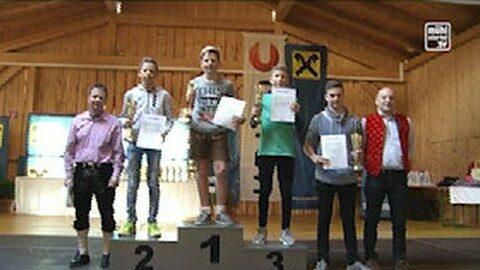 Waldaistcup Siegerehrung in Königswiesen