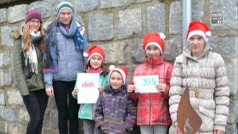 SozialService: Friedenslichtüberbringer aus Freistadt spendeten