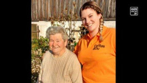 Caritas OÖ: Zuhause im Alter – Dank Mobiler Dienste der Caritas