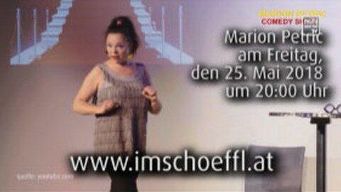 Ankündigung Marion Petric im Schöffl Engerwitzdorf