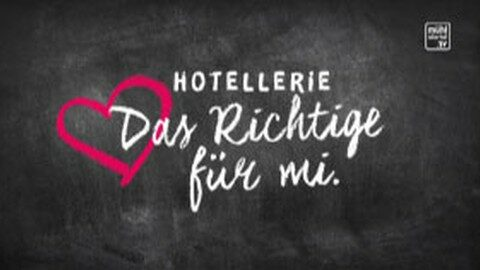 """Spot WKO Hotellerie """"Das richtige für mi!"""""""