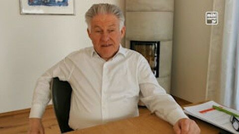 Aufruf von Dr. Josef Pühringer an alle Senioren