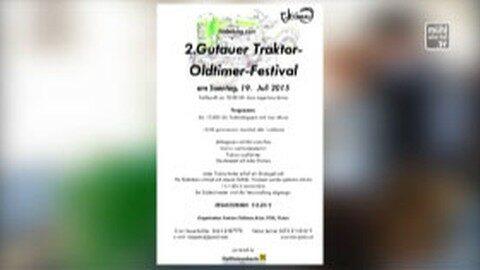 Ankündigung Traktor und Oldtimertreffen in Gutau