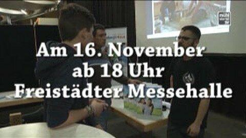 """Ankündigung """"14 was nun"""" – eine regionale Berufsinformation in Freistadt"""