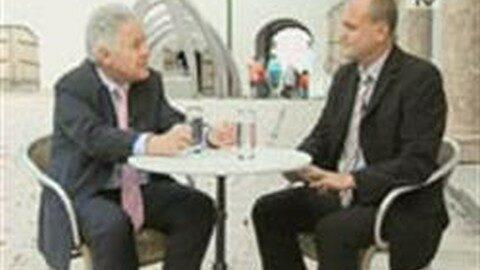 Sommergespräch mit LH Dr. Josef Pühringer 2010