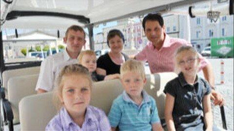 """Familie """"Freistadt"""" in Freistadt"""