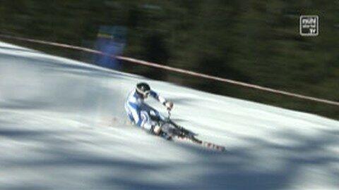Skibob Weltcup am Sternstein