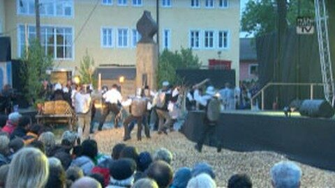 "Marktfest ""300 J. Kalvarienberg"" in Schenkenfelden"