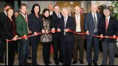 FH OÖ eröffnet drittes Gebäude für Forschung und Lehre in Hagenberg