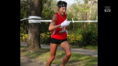 Anita Bachl-Pichler aus St. Georgen zum zweiten Mal Weltmeisterin im Halbmarathonlauf!