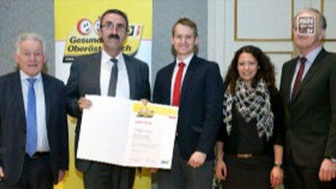 """154 """"Gesunde Gemeinden"""" erhielten Qualitätszertifikat"""