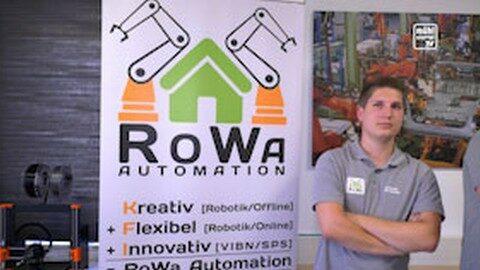 Firma RoWa Automation aus Neustift am Puls der Zeit