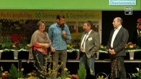 Gartenlandtour OÖ machte Halt in Rohrbach