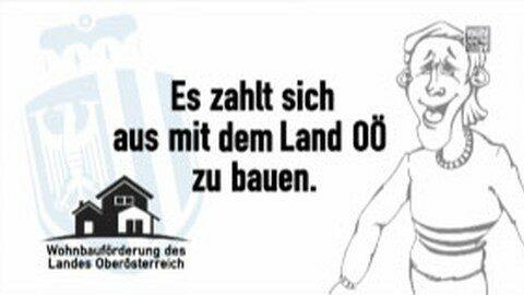 Wohnbauförderung des Landes OÖ