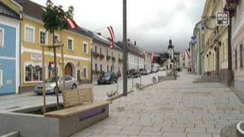 Eröffnung Marktplatz in St. Oswald bei Freistadt